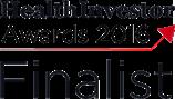 HealthInvestor Finalist