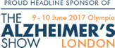 The Alzheimer's Show London Logo