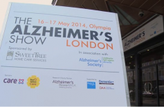 Alzheimer's Show 2014 - Sweet Tree Home Care Services