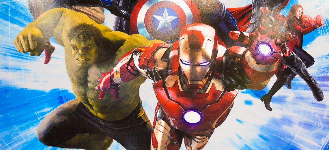 Superheroes image