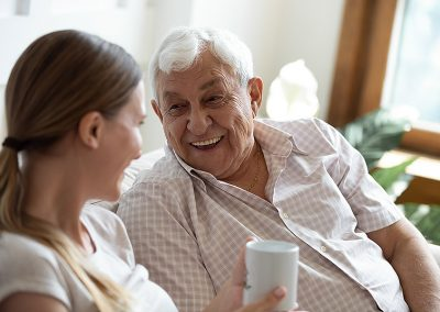 Can live-in care provide a solution to self-isolation?