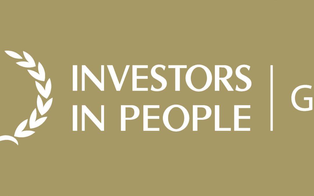 SweetTree retains Investors in People Gold