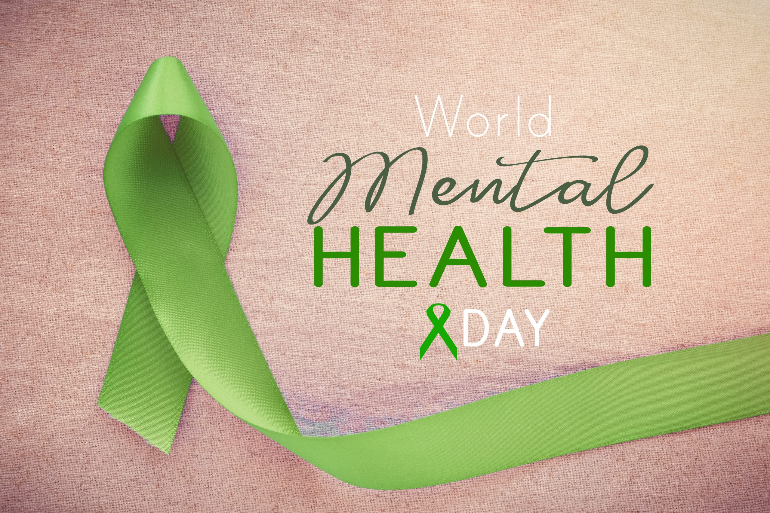 World Mental Heath Day image