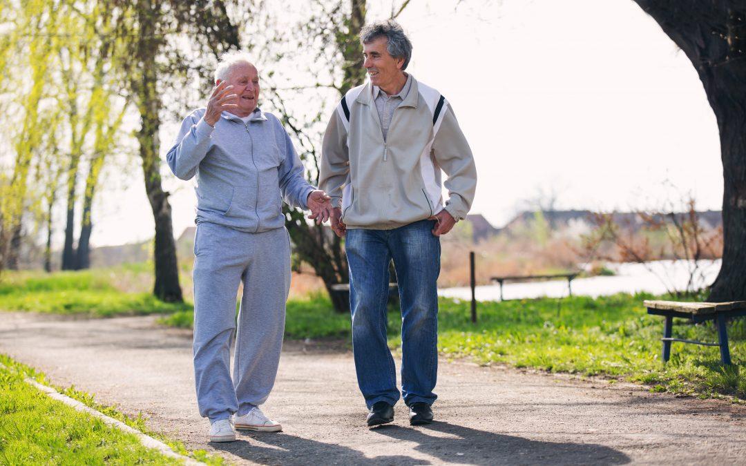 Keeping an Older Frail Person Safe