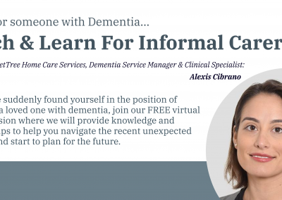 Dementia KEYs: Information and Support for Informal Carers