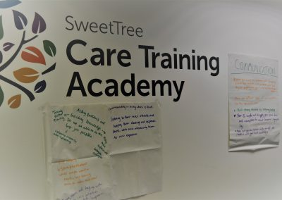 Joining the SweetTree Family as a Support Worker